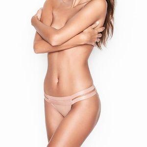 NWT Victoria's Secret Double Strap String Bikini